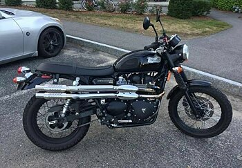2015 Triumph Scrambler for sale 200485318