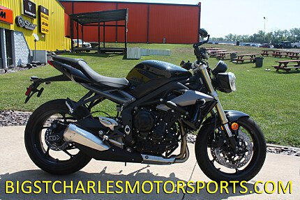 2015 Triumph Street Triple for sale 200486274