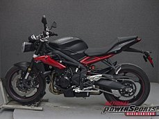 2015 Triumph Street Triple for sale 200587596