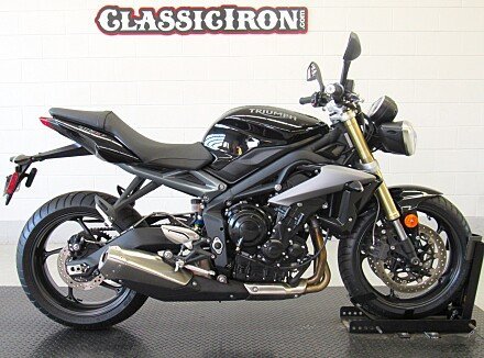 2015 Triumph Street Triple for sale 200602207