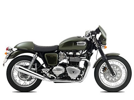 2015 Triumph Thruxton for sale 200608395