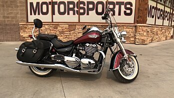 2015 Triumph Thunderbird 1700 for sale 200391519