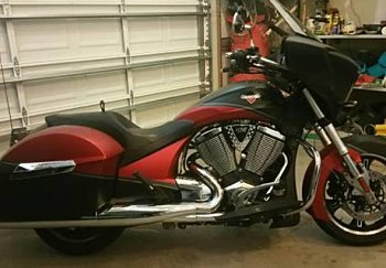 2015 Victory Cross Country for sale 200423451