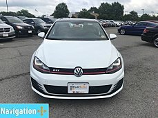 2015 Volkswagen GTI 4-Door for sale 100998311