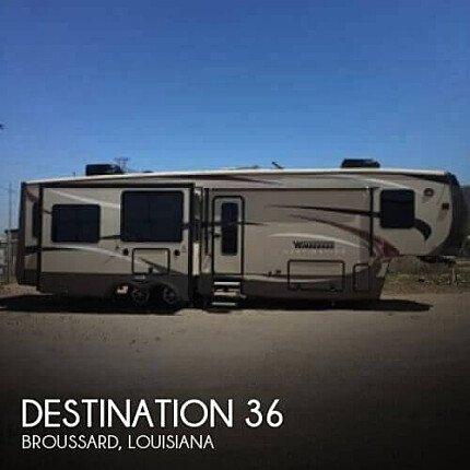 2015 Winnebago Destination for sale 300123708