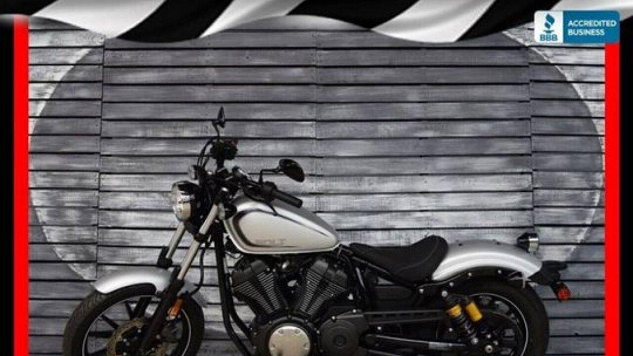 2015 Yamaha Bolt for sale 200609535