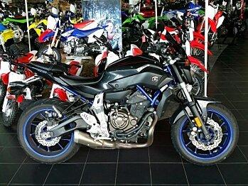 2015 Yamaha FZ-07 for sale 200484343