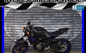 2015 Yamaha FZ-07 for sale 200509718