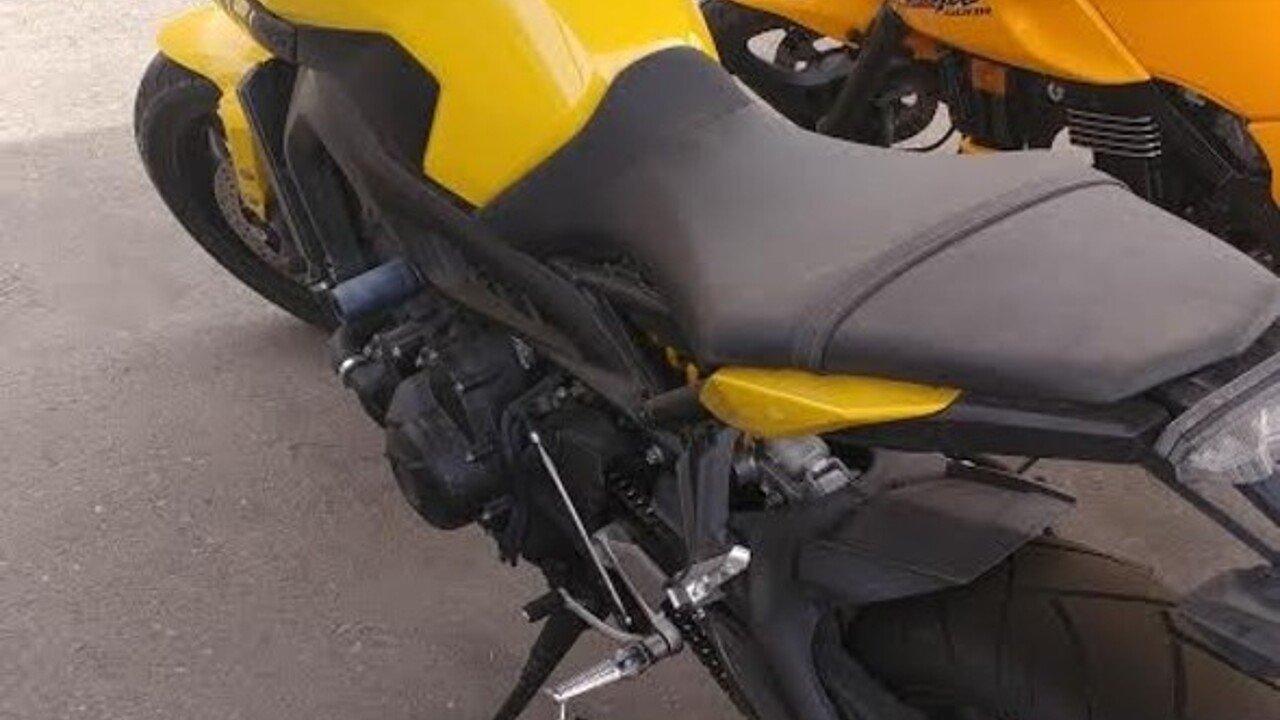 2015 Yamaha FZ-09 for sale 200466166