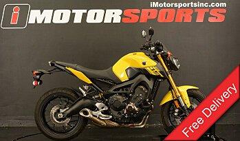 2015 Yamaha FZ-09 for sale 200493216