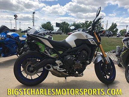 2015 Yamaha FZ-09 for sale 200485029