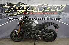 2015 Yamaha FZ-09 for sale 200591983