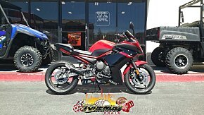 2015 Yamaha FZ6R for sale 200629076
