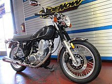 2015 Yamaha SR400 for sale 200451767