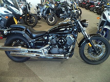 2015 Yamaha V Star 650 for sale 200505175