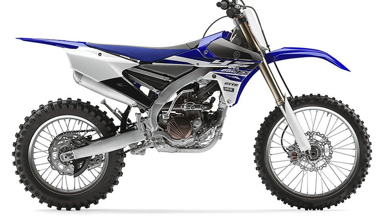 2015 Yamaha YZ250F for sale 200445343