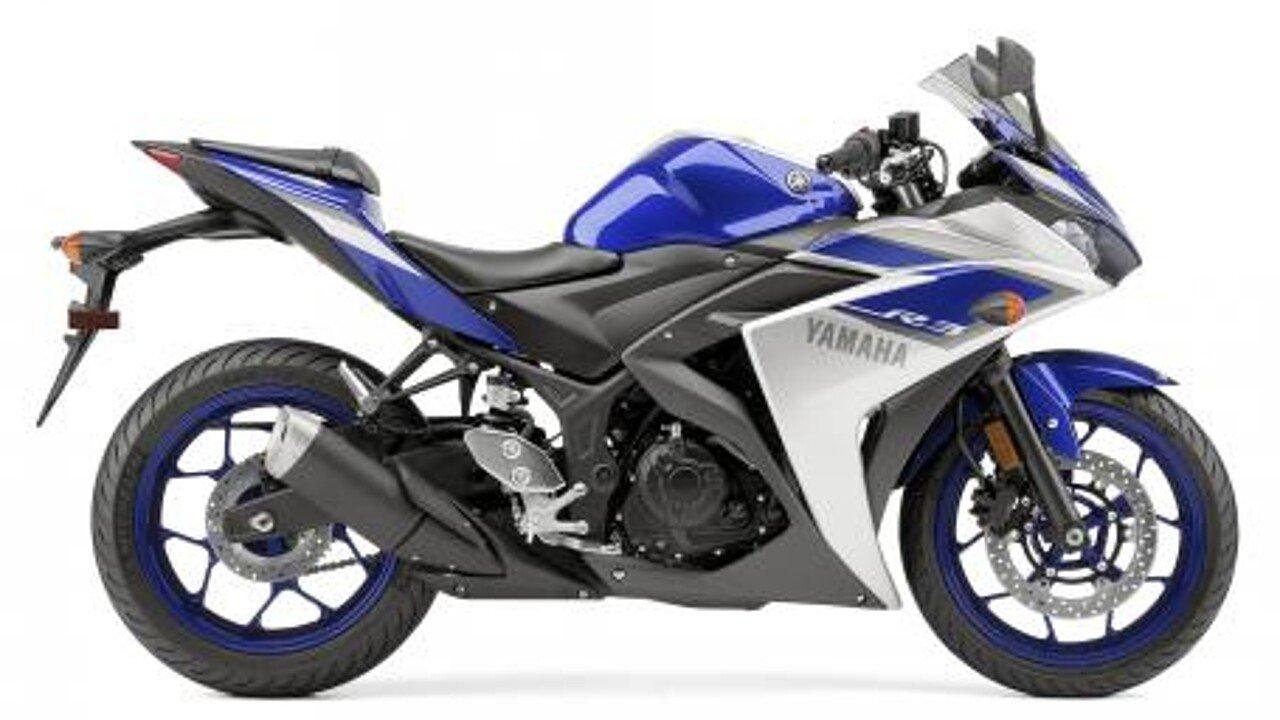 2015 Yamaha YZF-R3 for sale 200439854