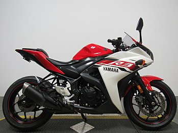 2015 Yamaha YZF-R3 for sale 200504315