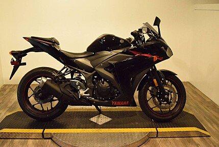 2015 Yamaha YZF-R3 for sale 200503563