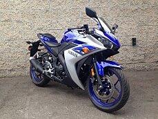 2015 Yamaha YZF-R3 for sale 200510703