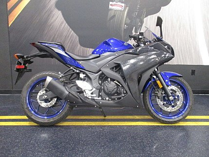 2015 Yamaha YZF-R3 for sale 200512068