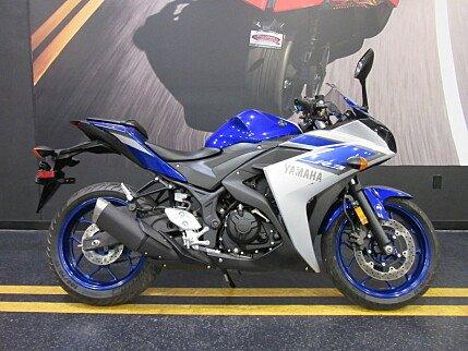 2015 Yamaha YZF-R3 for sale 200512226