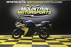 2015 Yamaha YZF-R3 for sale 200537106