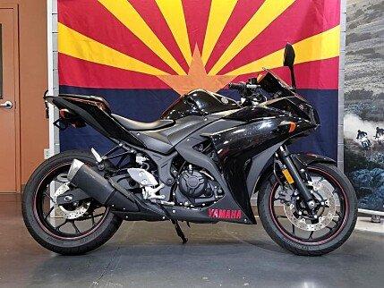2015 Yamaha YZF-R3 for sale 200640010