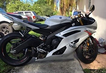 2015 Yamaha YZF-R6 for sale 200420043