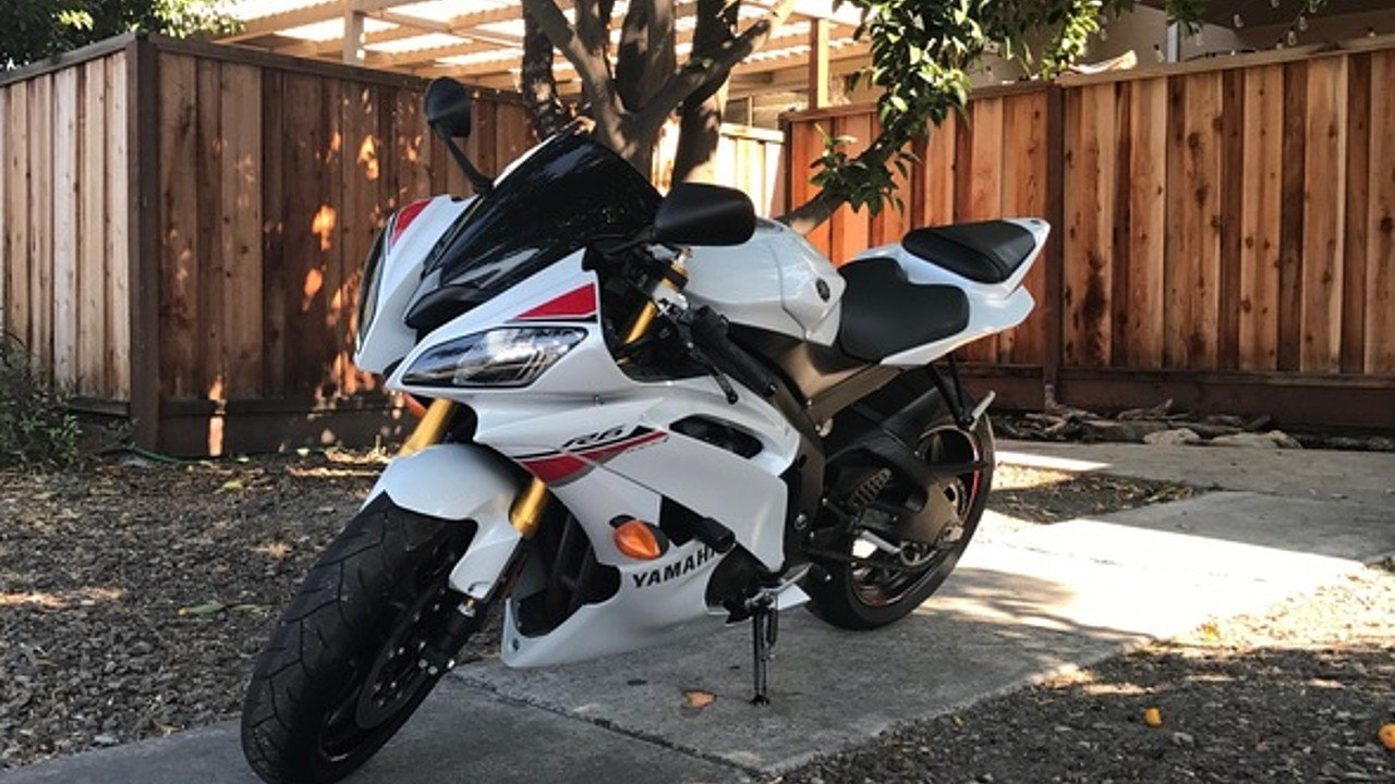 2015 Yamaha YZF-R6 for sale 200519850