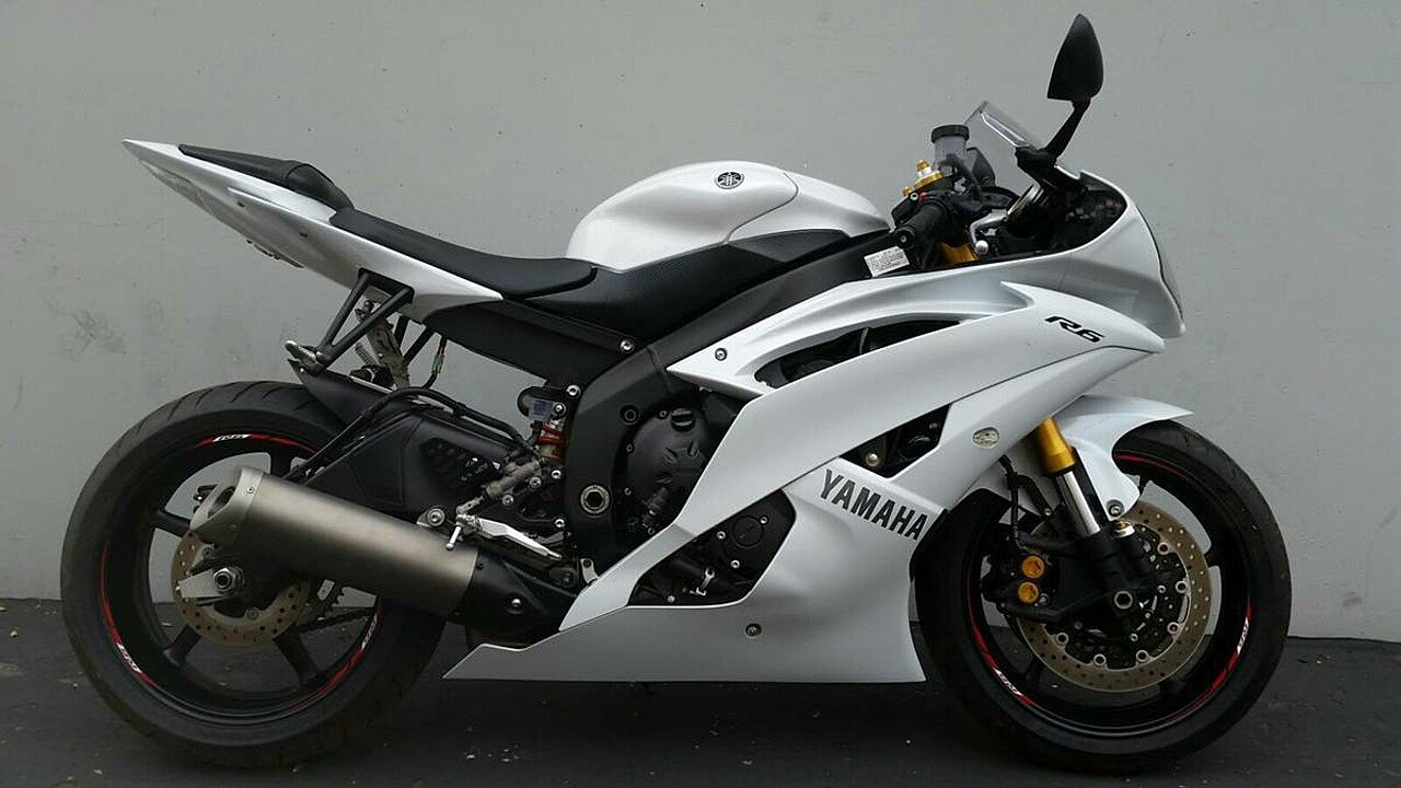 2015 yamaha yzf r6 for sale near santa clara california
