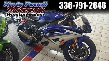 2015 Yamaha YZF-R6 for sale 200468812