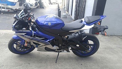 2015 Yamaha YZF-R6 for sale 200483768