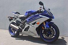 2015 Yamaha YZF-R6 for sale 200484820