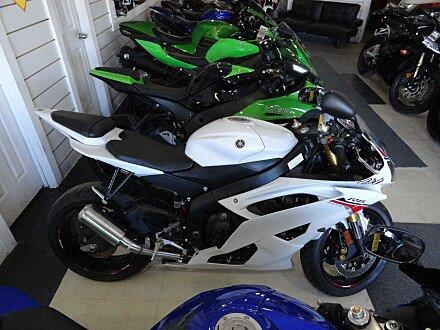 2015 Yamaha YZF-R6 for sale 200504770