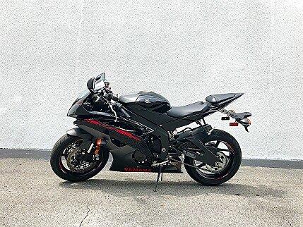 2015 Yamaha YZF-R6 for sale 200608816