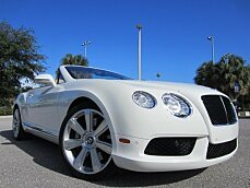 2015 bentley Continental GT V8 Convertible for sale 101029635