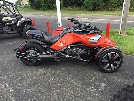 2015 can-am Spyder F3 for sale 200627937