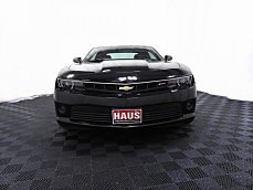 2015 chevrolet Camaro LT Coupe for sale 101001100