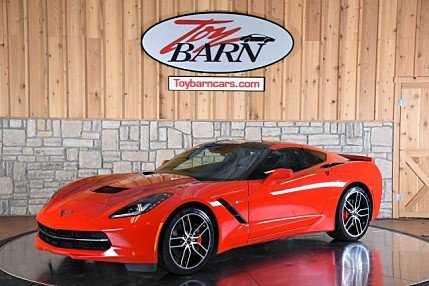 2015 chevrolet Corvette Coupe for sale 101016722