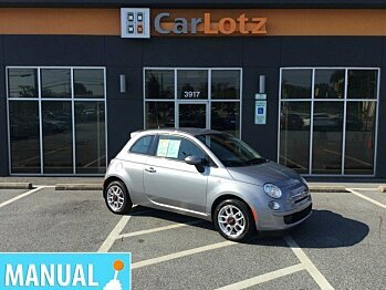 2015 fiat 500 Pop Hatchback for sale 101003005
