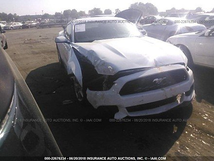 2015 ford Mustang Coupe for sale 101015917