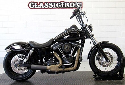 2015 harley-davidson Dyna for sale 200605252