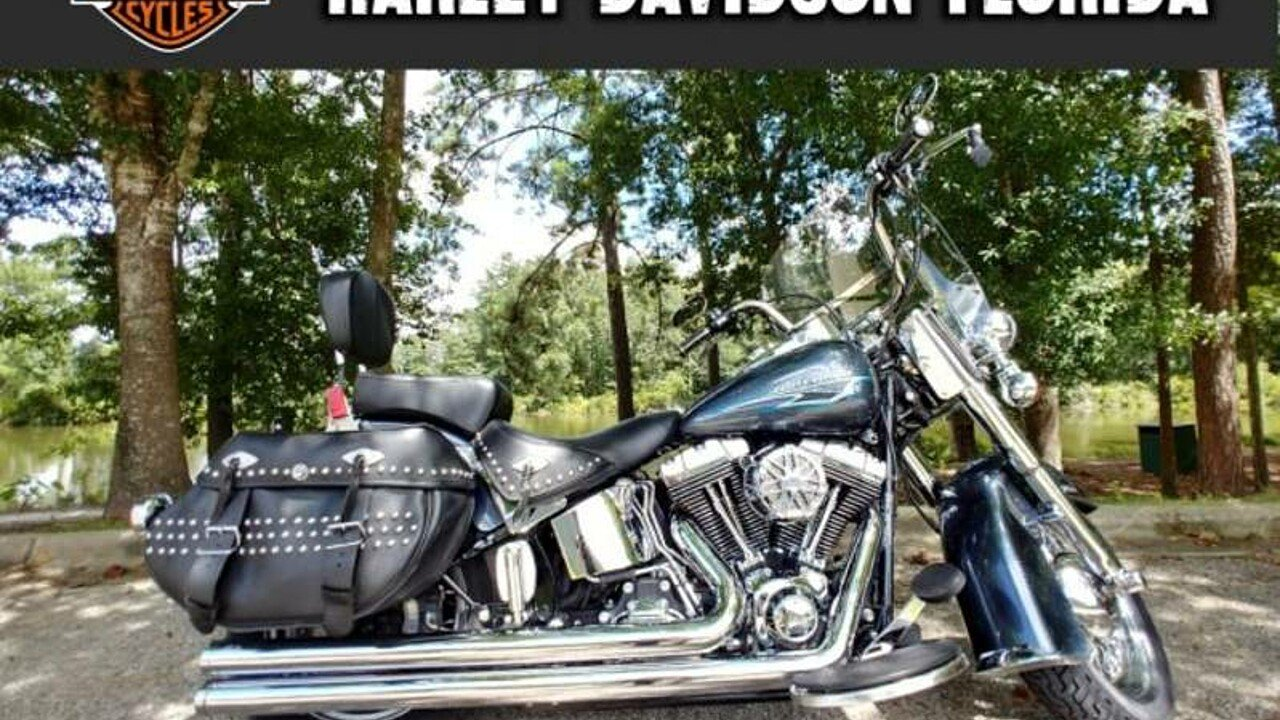 2015 harley-davidson Softail 103 Heritage Classic for sale 200620998