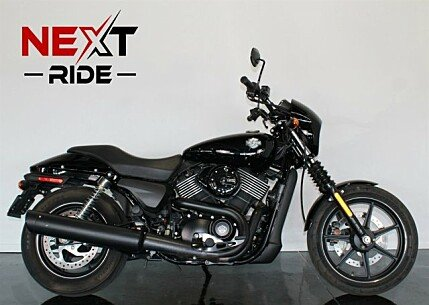 2015 harley-davidson Street 750 for sale 200606845