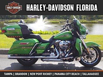2015 harley-davidson Touring for sale 200564407
