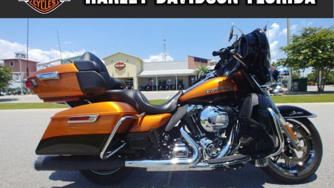 2015 harley-davidson Touring for sale 200597301