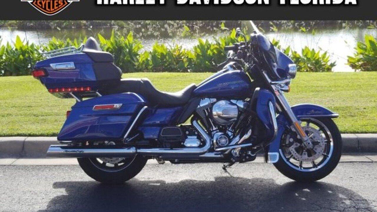 2015 harley-davidson Touring for sale 200609183