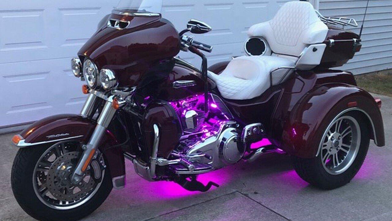 2015 harley-davidson Trike for sale 200610013