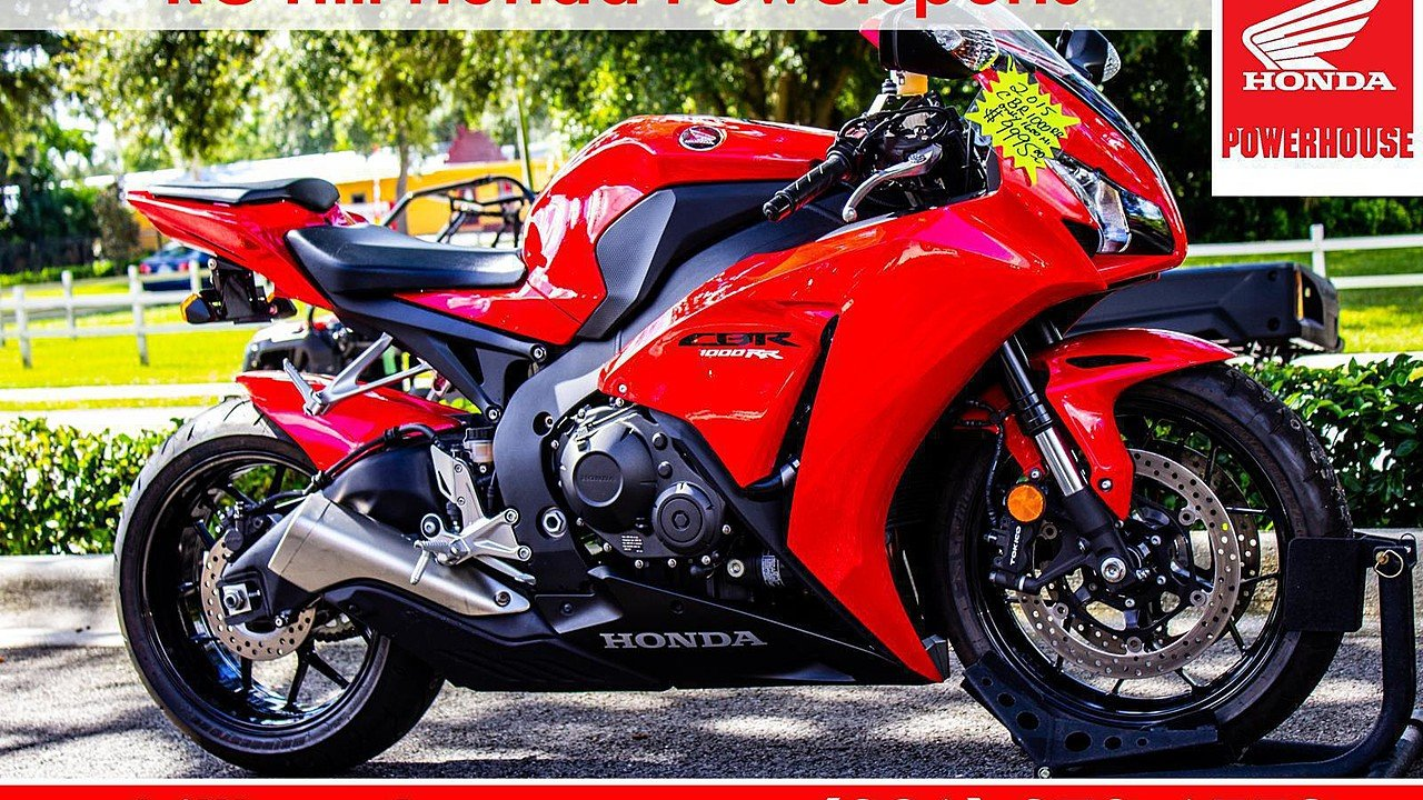 2015 honda CBR1000RR for sale 200620994